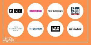 PR Coverage logos
